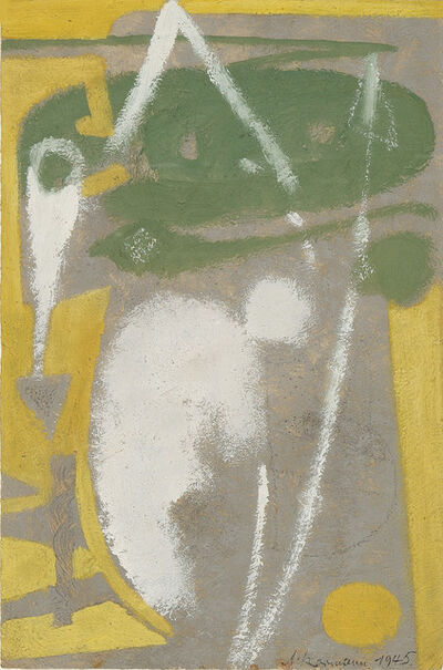Max Ackermann, 'Ohne Titel', 1945