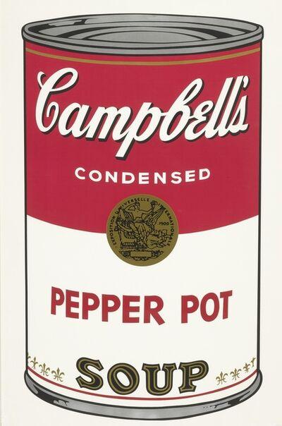 Andy Warhol, 'Pepper Pot (F. & S. II.51)', 1968
