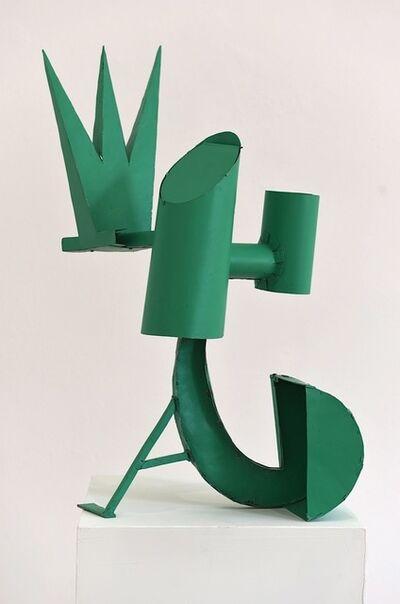 Thomas Kiesewetter, 'Untitled(Krone,Pfeife)', 2017