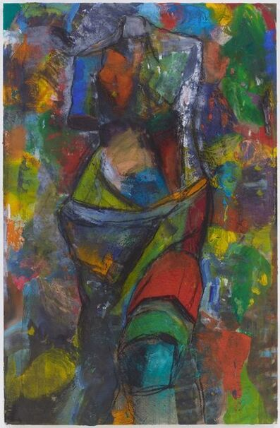 Jim Dine, 'The Tide of Debt', 2014