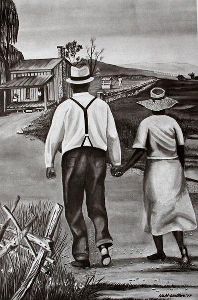 Walt Walker, 'Down Home ', 1977