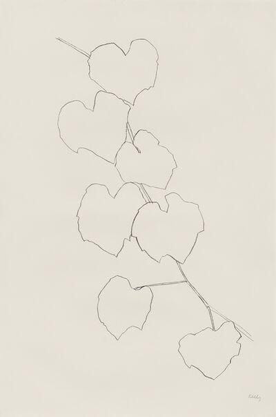 Ellsworth Kelly, 'Grape Leaves II', 1973