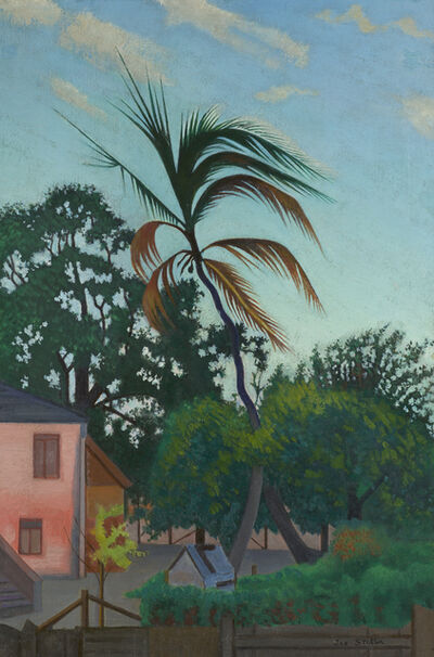 Joseph Stella, 'Palm Tree, Barbados', 1939