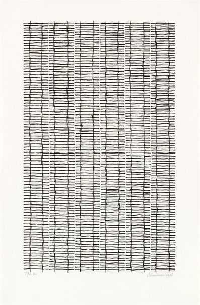Jan Schoonhoven, 'T 78-80', 1978