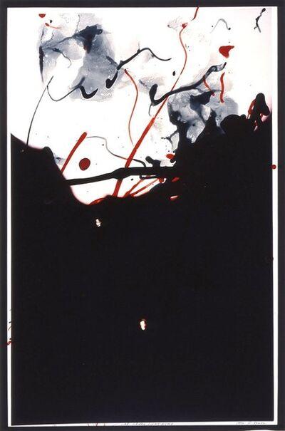Rebecca Horn, 'Cap Crew Lightning', 1992