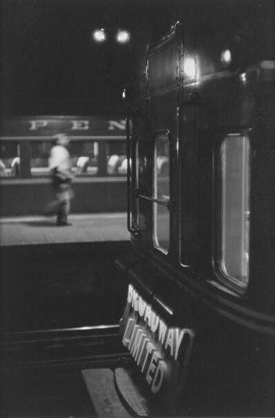 Louis Stettner, 'Broadway Limited', 1958