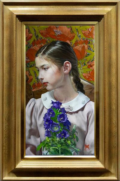 Hiroki Fukuda, 'Portrait of Anna VII', 2018