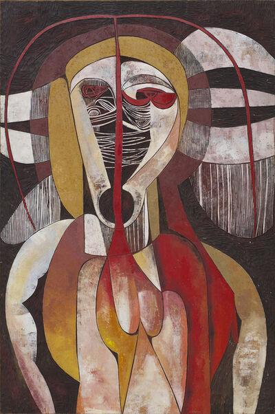 Cecil Skotnes, ''Female figure''