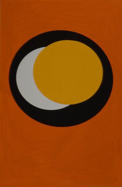 Geneviève Claisse, 'ST (Cercles)', 1966