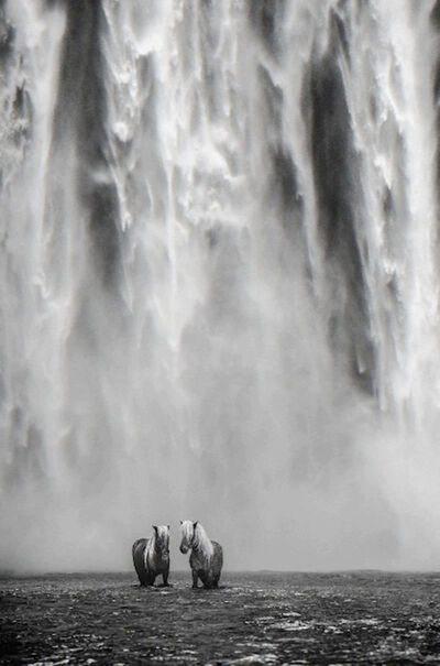 David Yarrow, 'The Dream, Iceland', 2018