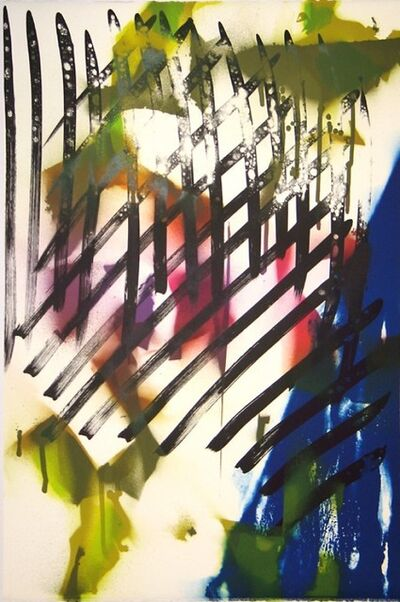 Katharina Grosse, 'Cokeypane Color Variation II', Unknown