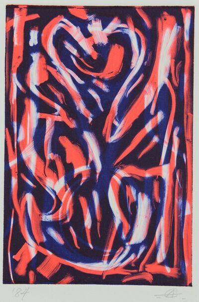 Alfonso Ossorio, 'Heart', 1984