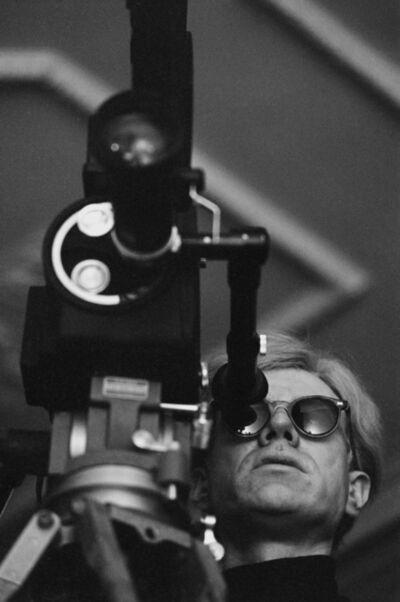 Hervé GLOAGUEN, 'Andy WARHOL, NY 1966', 1966