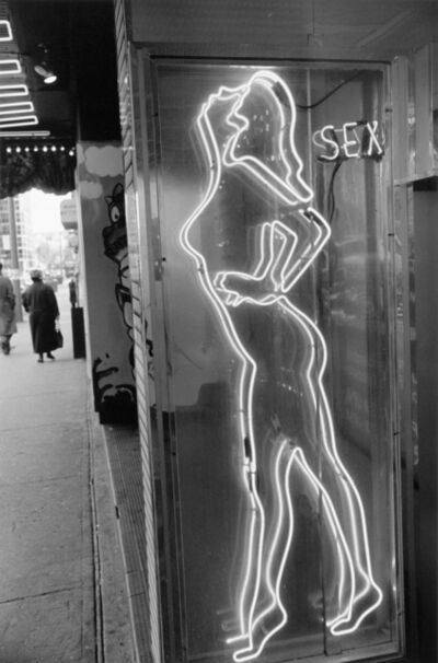 Lee Friedlander, 'New York City', 1988