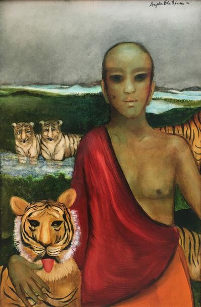Anjolie Ela Menon, 'Kanchaburi', 2015