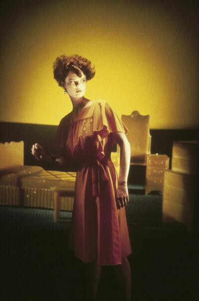 Laurie Simmons, 'Orange Bedroom', 1984