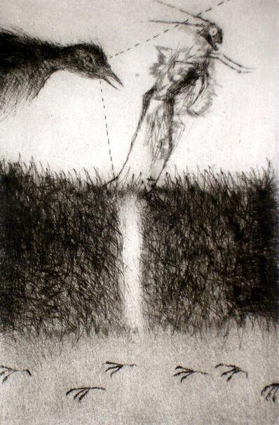 Francisco Toledo, 'Trece Maneras De Mirar Un Mirlo', 1981