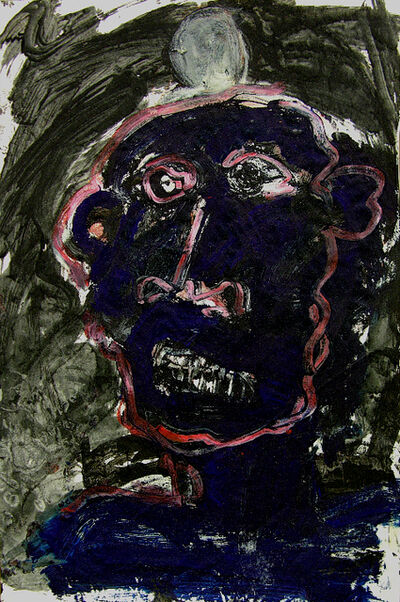 John Scott, 'Untitled-Head', ca. 1994