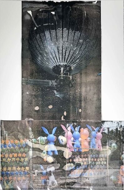 Robert Rauschenberg, 'Tribute 21: Children', 1994