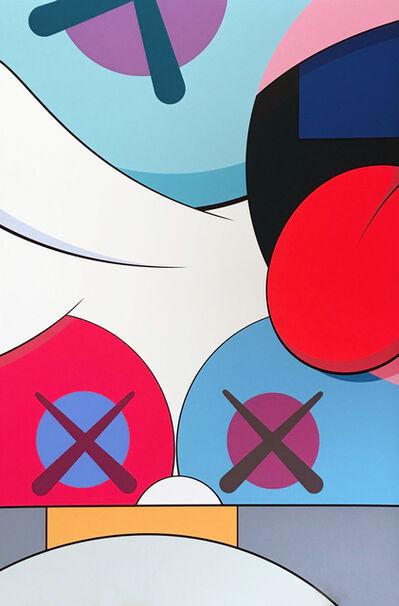 KAWS, 'Blame Game No. 3', 2014