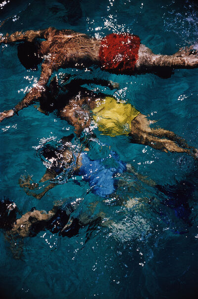 Slim Aarons, 'Swimming In The Bahamas', 1959