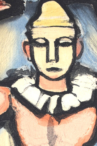 Georges Rouault, 'Child of the Ball, from: Circus of the Shooting Star | Enfant de la balle: Cirque de l'étoile Filante', 1934/38