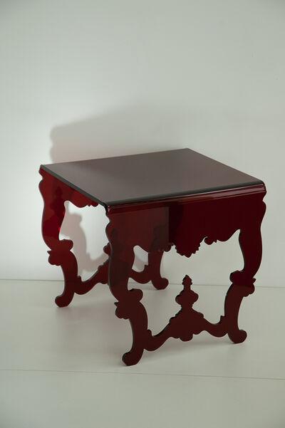 Nada Se Leva, 'Ligero Side Table', 1996