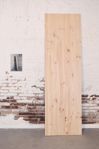 Satoshi Hashimoto, 'WOODEN BOARD AND REFERENCE', 2018