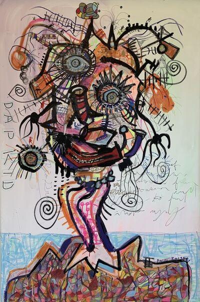 Paul Kostabi, 'Rising Waters', 2020