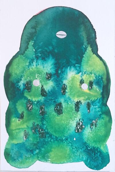 Shamona Stokes, 'Electric Moss Venus', 2020