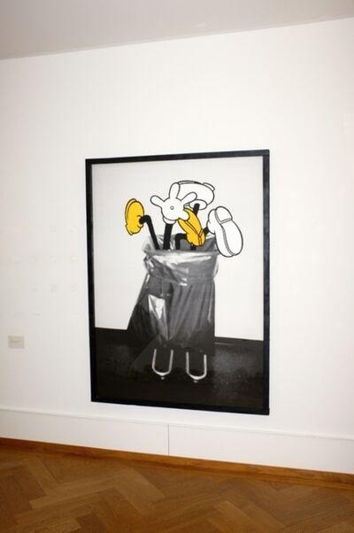 Linus Bill, 'Bastle eine Bombe in der Küche deiner Mutter', 2011