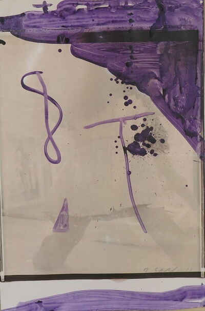 Julian Schnabel, 'untitled', 2011
