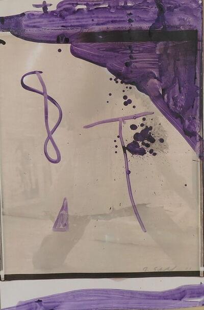 Julian Schnabel, 'untitled', 2011