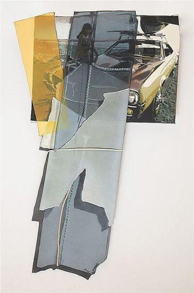John Clem Clarke, 'T Series - T Car', 1980