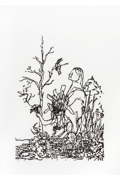 Wolf Hamm, 'Ich rette Dich, Du rettest mich (from the series 'Beziehungsmuster')', 2013