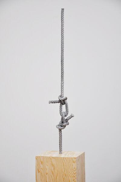 Michael Sailstorfer, 'Knoten (20)', 2010