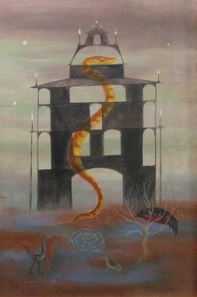 Leonora Carrington, 'Naga'