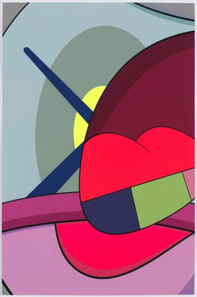 KAWS, 'Ups & Downs 5', 2013