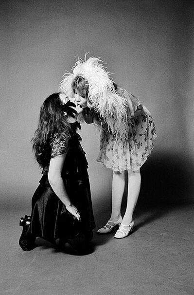 Baron Wolman, 'Miss Pamela & Miss Sandra', 1968