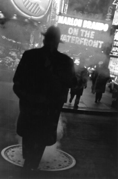 Louis Stettner, 'The Great White Way, New York', 1954