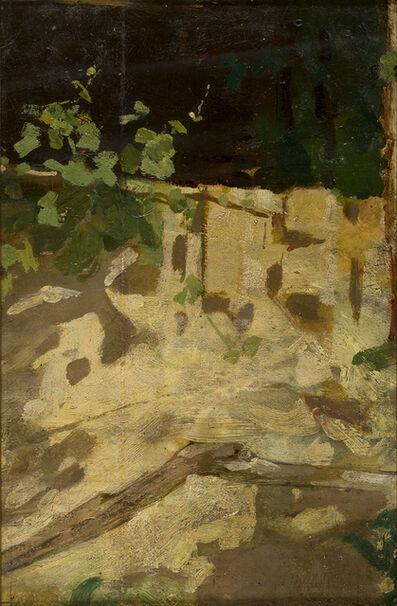 Giuseppe Pellizza da Volpedo, 'Sun effect'