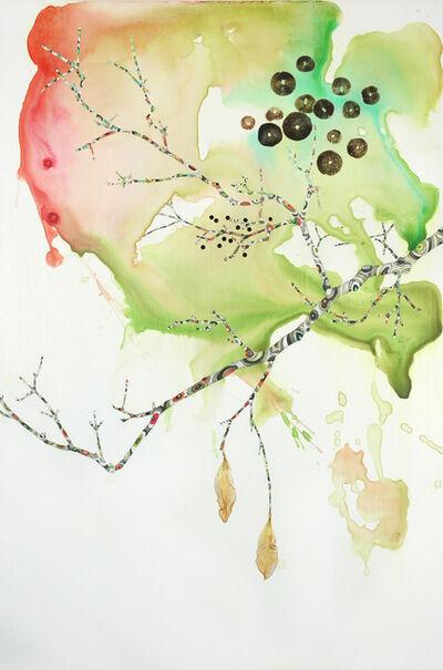 Marilla Palmer, 'Dangling Iris', 2013
