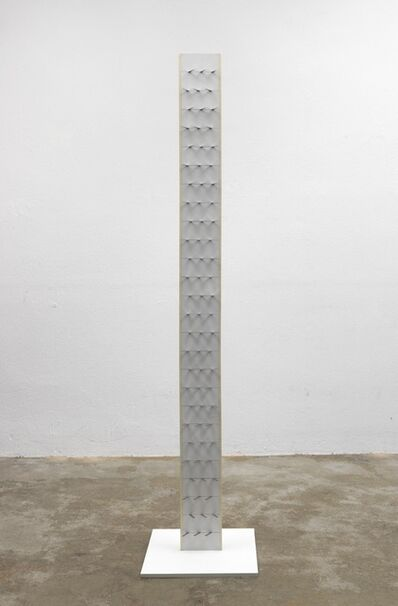 Hermann Goepfert, 'Untitled (Stele)', 1972