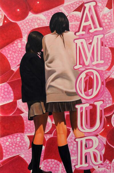 Tomomi Mishima, 'amour', 2008