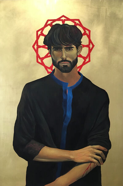Komail Aijazuddin, 'Wounded Icon', 2016