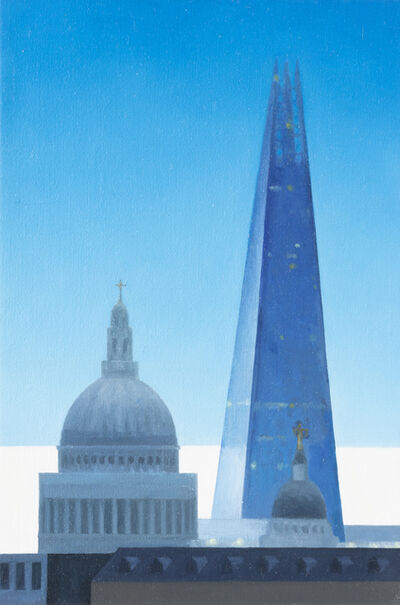 Renny Tait, 'The Shard Morning Light', 2018