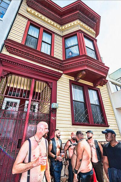 Mitchell Funk, 'Folsom Street Fair, BDSM Leather Event #23', 2015