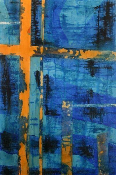 Jeannine Hunter Lazzaro, 'Rusting Earth and Sky', 2020