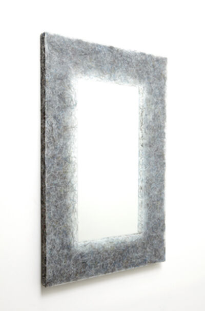 Jens Praet, 'Prototype 'Shredded' mirror 1', 2014