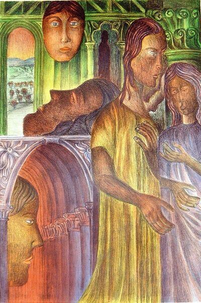 Rodolfo Morales, 'Este instante es mío', 1998